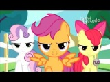 MLP: FiM song Hearts Strong as Horses Russian sub