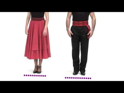 Academia de Baile - Chacarera Postura (Clase 2)