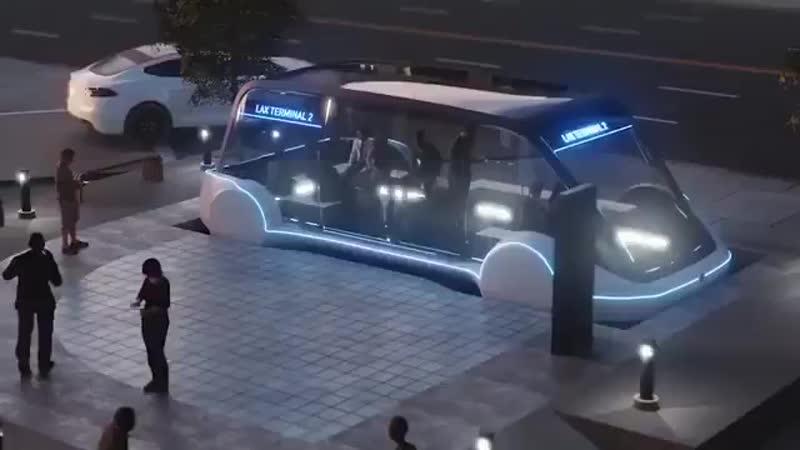 10 декабря под Лос-Анджелесом откроется тоннель