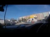 Светофор на парковой