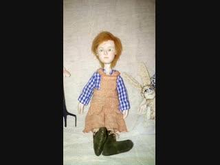Маленькие куколки