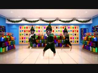 JINgle bells - JINgle bells - JINgle all the way..
