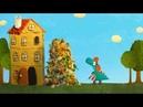Почему исчезли динозавры Веселая карусель №39 Мультики для детей, Союзмультфильм