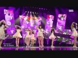 [190106] Lovelyz - Lost N Found @ Inkigayo