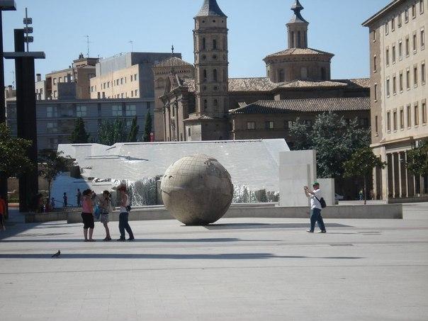 Сарагоса – город на пересечении четырех культур