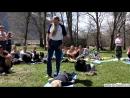 А.В.Трехлебов (Ведагор) Семинар май 2011 Теберда день 01 массаж позвоночника