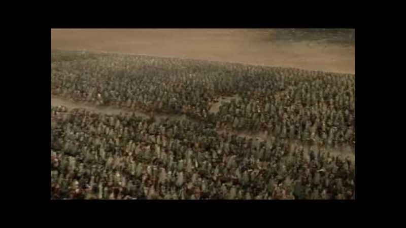 Lord Of The Rings: Top 10 Epic Scenes