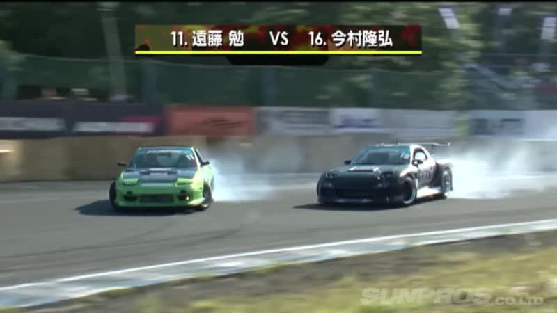 D1SL 2011 Rd.5 at Ebisu Circuit 2.