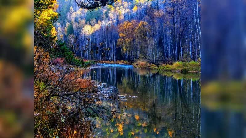 Siberia 06 10 2018 р Богунай богунайский водопад
