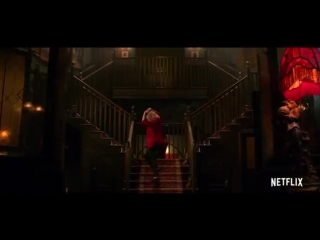 Chilling adventures of sabrina official trailer [hd]  netflix