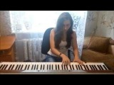 Skyfall by Adele ( Piano cover)