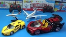 Remote control super High speed power RC car Boeing 747 plane toys for kids
