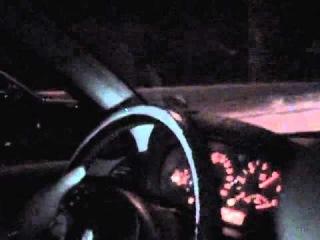 Bmw 330d vs Opel Kadett c20xe.flv