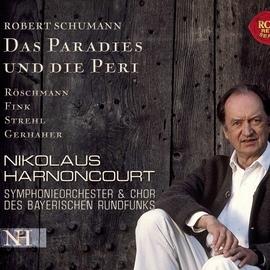 Nikolaus Harnoncourt альбом Schumann: Das Paradies und die Peri