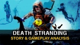 Death Stranding DETAILED Analysis E3 2018 - Family Murder, Sam is Dead, The Afterlife, Atonement