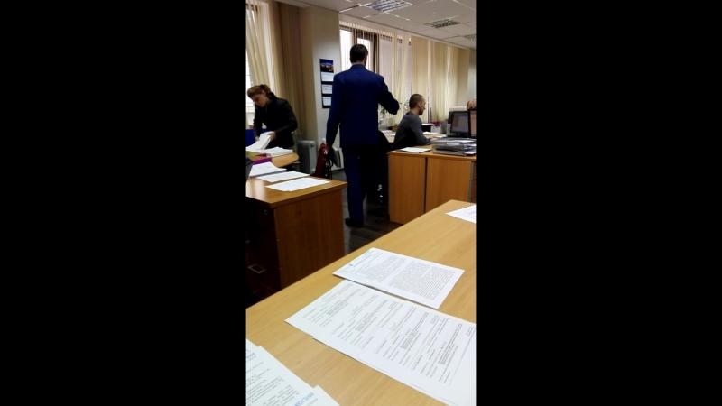 прокурор Апелляционного отдела МЫШКО В.В. (03.04.18)