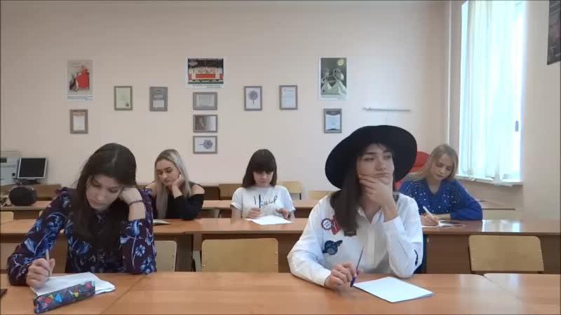 На 4 курсе скучно 1 vs 4 курс типичный студент реклама и связи с общественностью СГУ