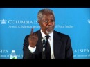"Kofi Annan: ""Interventions: A Life in War and Peace"""