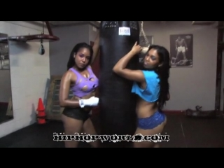 """Double A Boxing """" Hip Hop Honeys """" Photo Session on Vimeo"""