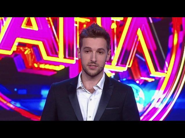 Comedy Баттл. Суперсезон - Андрюша (полуфинал) 19.12.2014