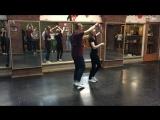 09.04.18 Денис Сорокоумов и Даша (Salsa on 2 Casa Latina)