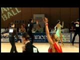 Daikin Champion's Ball 2013 Jive