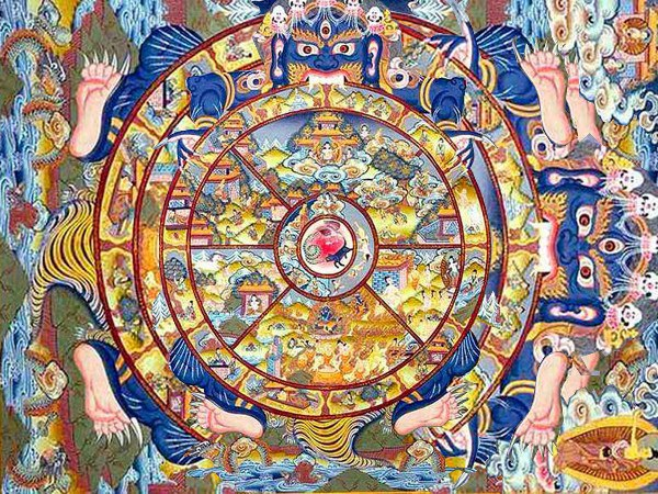 ЗАКОН ПРИЧИН И СЛЕДСТВИЙ Еще в глубокой древности в священных индусских Писаниях был дан ключ к раскрытию наиболее трудных загадок человеческой жизни. По учениям древних Мудрецов человек одарен