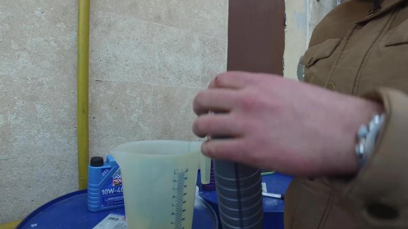 Замёрзнут ли моторные масла на морозе? Эксперимент от LIQUI MOLY EURASIA