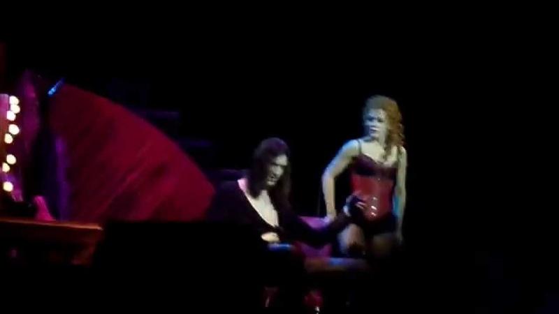 Ты играешь с огнём,мюзикл Джекилл и Хайд (16.01.2015)