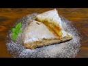 Насыпной ЯБЛОЧНЫЙ ПИРОГ ТРИ СТАКАНА Простой рецепт пирога с яблоками в духовке