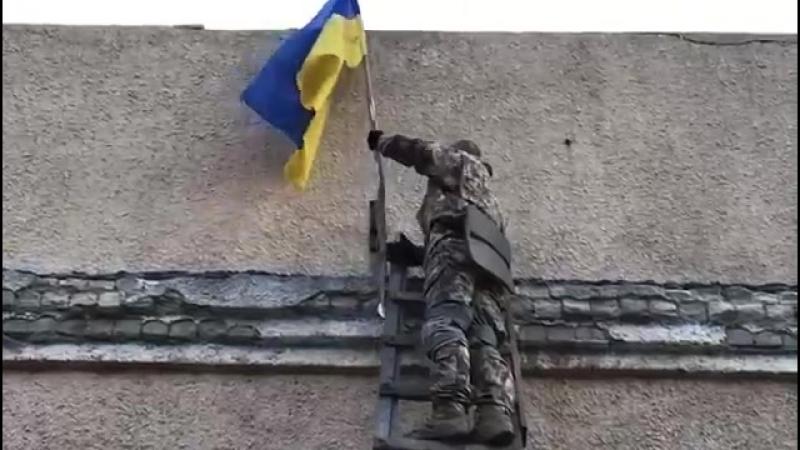 Український прапор у Золотому-4