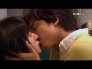 The 1st Shop of Coffee Prince ~Kissing Scenes~ Gong Yoo Yoon Eun Hye