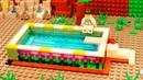 Lego Primitive Life - Swimming Pool