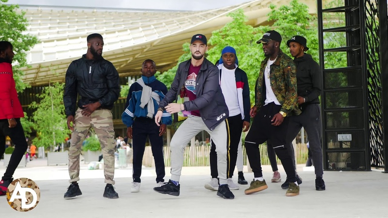 Cypher Afro dance