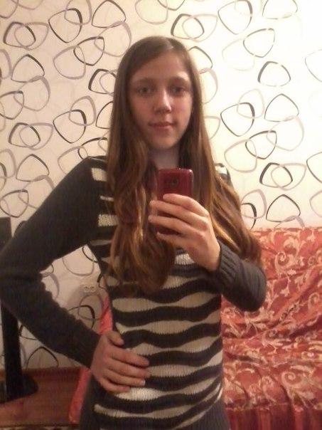 [id203460564 Алёнка Волкова]  Милая, привлекательная девочка.15 лет.Са