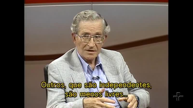 Roda Viva - Noam Chomsky - 1996.mp4