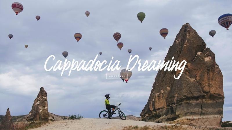 Cappadocia Dreaming - Burak Uzun Serkan Yalnız Mountain Biking Journey