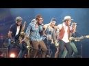 Bruno Mars Treasure Live (Moonshine Jungle Tour Australia) Video Dance Break