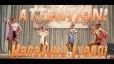 Kyary Pamyu Pamyu - HARAJUKU IYAHOI cover by ATTENTION!