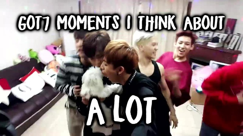 Got7 moments I think about a lot