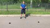 Техника владения клюшкой. Упражнение 8-ка