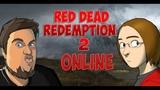Red Dead Redemption 2 ONLINE С Олегом Брейном и Алексом Позитив.