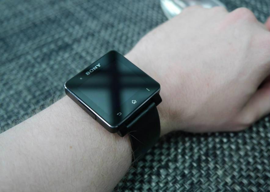 Sony презентовала второе поколение «часов» для Android