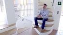 Винтовая лестница в центре дома: оригинальное дизайнерское и планировочное решение FORUMHOUSE