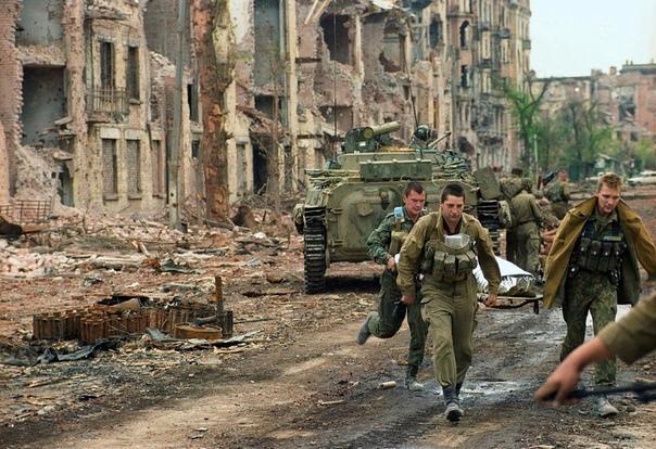 Спецслужбы разжигают войну в Чечне