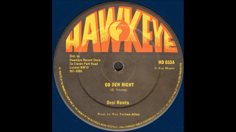 Desi Roots - Go Deh Right