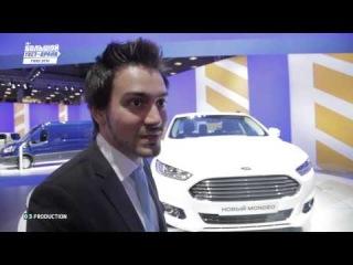 Ford Mondeo 2015 (+ Focus 2015 + Ecosport 2015 + Ford Mustang) - Большой тест-драйв. Дневники ММАС.
