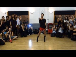 Янис Маршал/ High Heels/ Beyonce - Drunk In Love