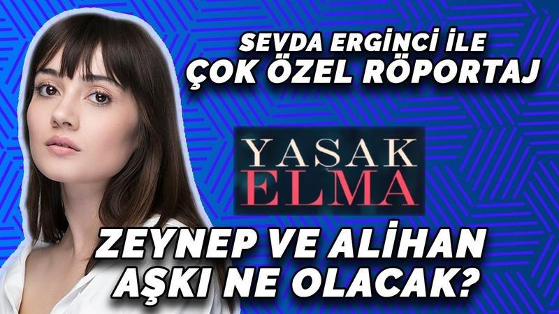 Zeynep ve Alihan Aşkı Ne Olacak Sevda Erginci ile Çok Özel!