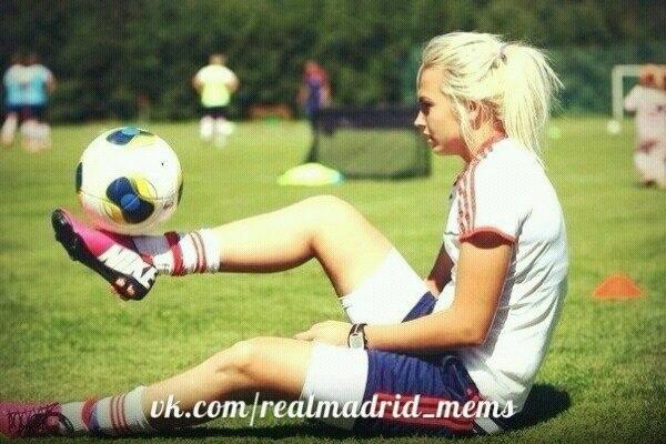 Девушки любящие футбол восхитительны фото 336-547